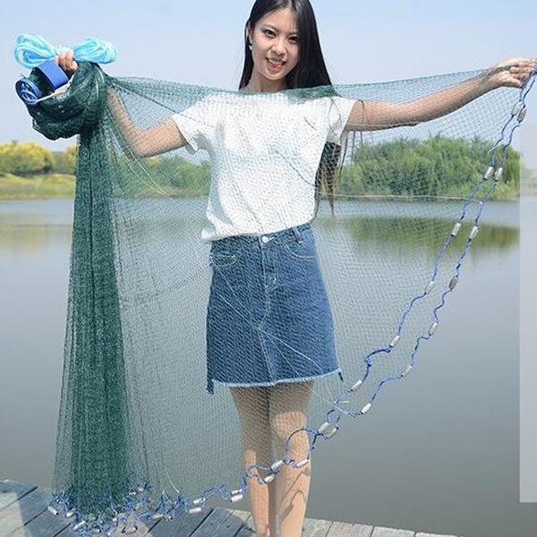 fishingbait, Fishing Tackle, castnet, throwfishingnet