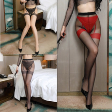 openstocking, Fashion, tightswomen, stockingstight