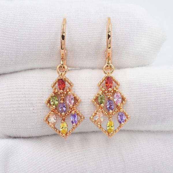 Dangle Earring, Jewelry, gold, gold jewelry