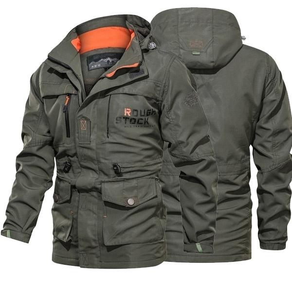 Outdoor, Winter, Waterproof, Coat