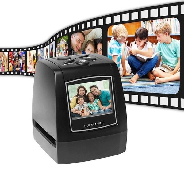 techampgadget, Scanner, filmscanner, Photo