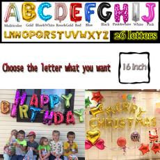 happybirthday, Decor, Balloon, Air