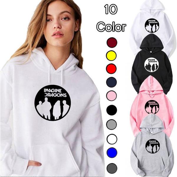 Casual Hoodie, pullover hoodie, Long Sleeve, Printed Hoodies