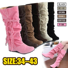 midcalfboot, long boots, Womens Shoes, Winter