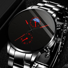 simplewatch, Fashion, business watch, Stainless Steel
