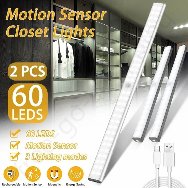 motionsensor, led, Home Decor, Closet