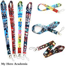 myheroacademia, phonestrap, Jewelry, idcardlanyard