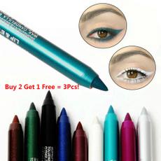 pencil, eyelinerbrush, Makeup, eye