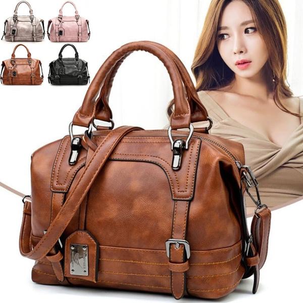 Shoulder Bags, Fashion, genuine leather bag., Totes