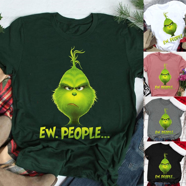 lettersprint, Funny, grinchchristmasshirt, Christmas