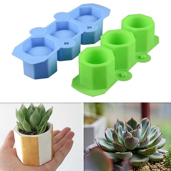 diymould, Silicone, Pot, flowerpot