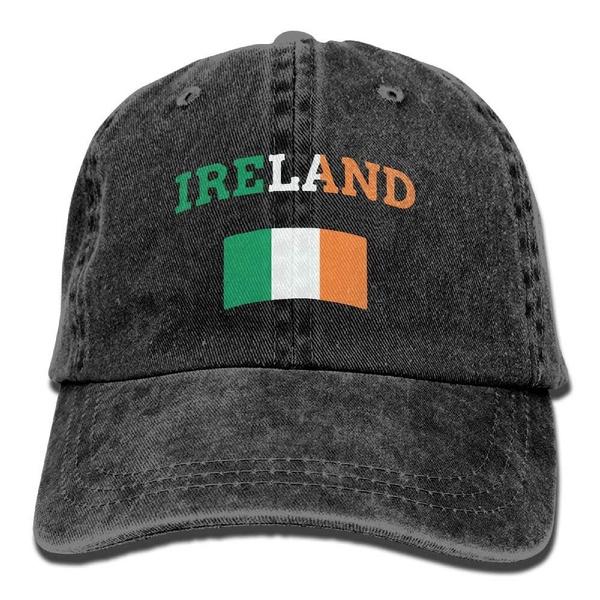 ballcapsformen, Irish, hats for women, Trucker Hats