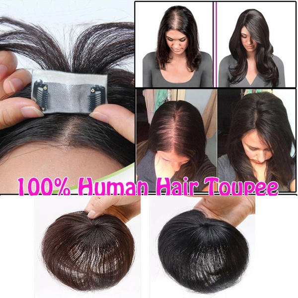 hairtopper, cranialroofhair, Hairpieces, human hair