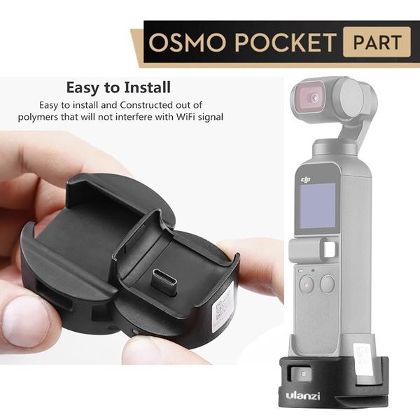 Head, osmopocketholder, camerabracket, djiosmopocketadapter