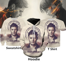 Fashion, T Shirts, Women Clothing, supernatural