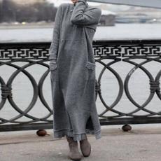Women, Plus Size, Lace, Sleeve