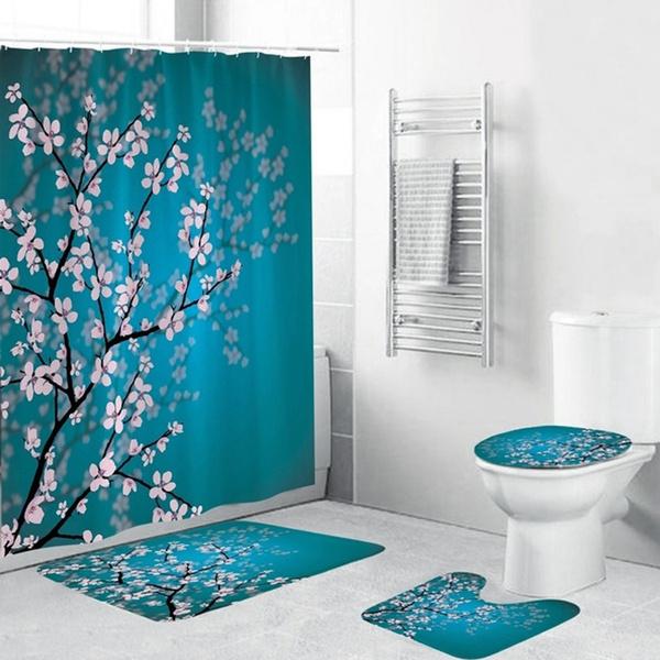Bathroom, bathrug, Home Decor, Waterproof