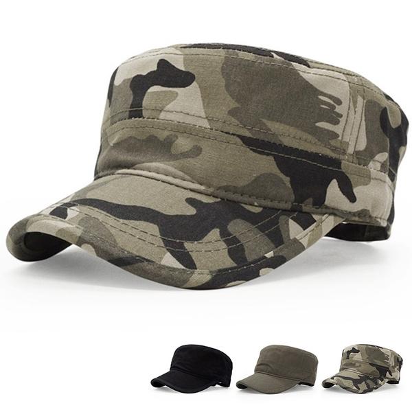 Adjustable Baseball Cap, Cap, snapback cap, Army