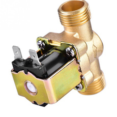 electricvalve, Brass, Electric, dc24v12inch