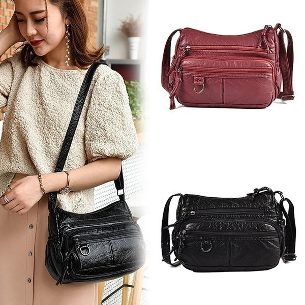 Shoulder Bags, Fashion, Capacity, Messenger Bags