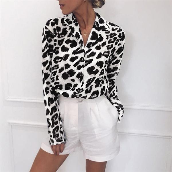 blouse, V Collar, Fashion, Sleeve
