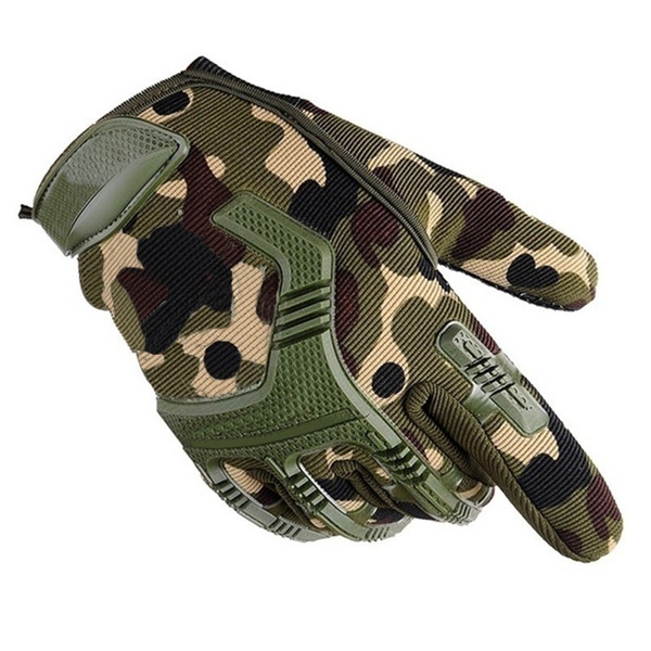 Outdoor, Bicycle, Sports & Outdoors, military gloves
