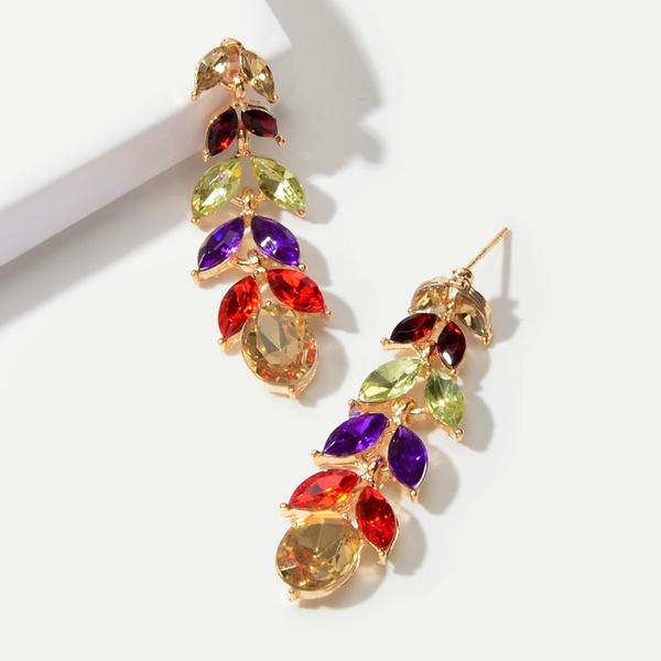earringforwomen, Fashion, leaf, Jewelry