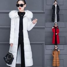 padded, warmjacket, fur, Winter