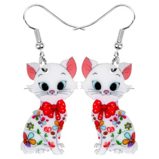 Animal, catornament, decoration, Earring