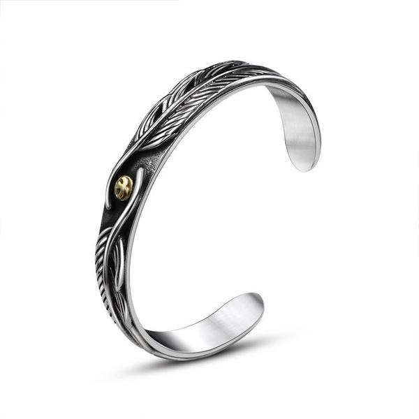 openbracelet, Eagles, Fashion, Jewelry