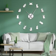 walldécorclock, FRENCH, Wall Art, Clock