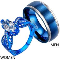 Couple Rings, blueringsforcouple, wedding ring, Engagement Ring