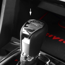 Steel, gearshiftknob, Honda, gearshiftknobcover