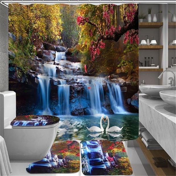 Bath, bathroomaccessarie, Bathroom, Flowers
