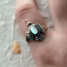 Sterling, Eagles, Jewelry, 925 silver rings