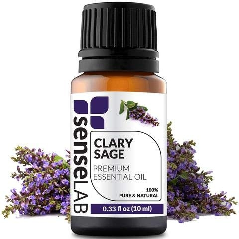 clary, Oil, sage, essential