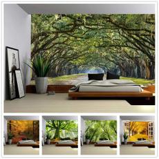 treethemetapestry, treetapestry, foresttapestry, Wall Art