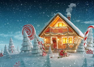 lollipop, photography backdrops, Decor, Christmas