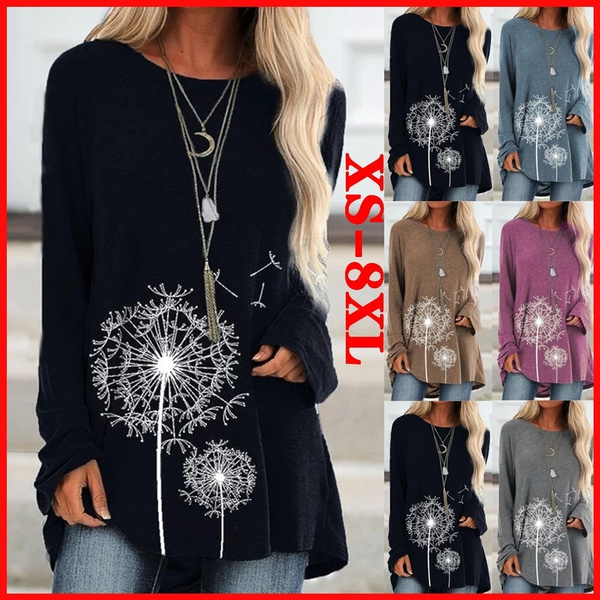 Plus Size, tunic top, Long Sleeve, Plus size top