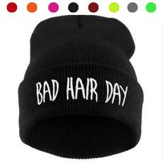 Beanie, hairbadday, unisex, Hats