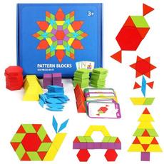 montessori, tangram, familyboardgame, Jigsaw