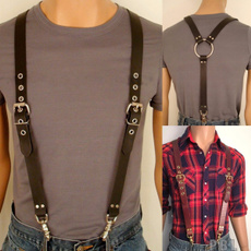 suspenders, Fashion Accessory, Leather belt, Cosplay