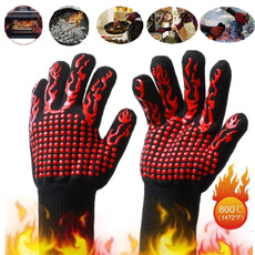 kitchenglovesheatresistant, siliconeglove, Silicone, barbecueglove