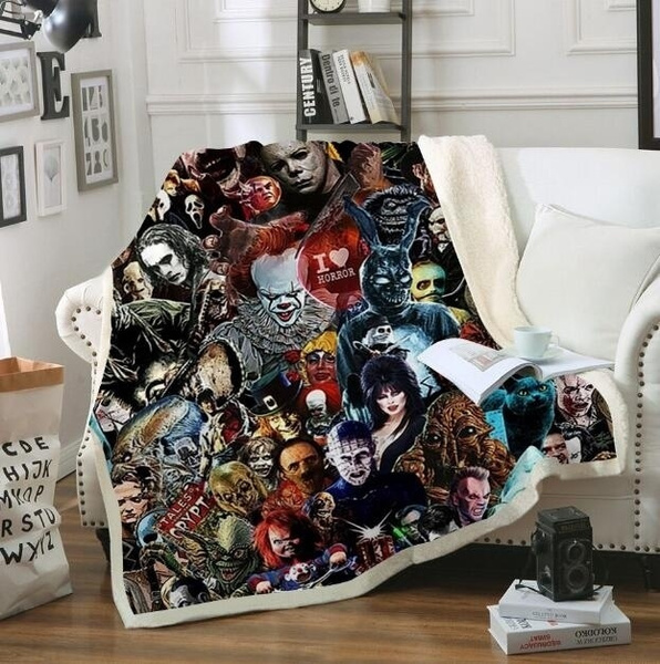 3dprintedthrowblanket, Fleece, Movie, velvet