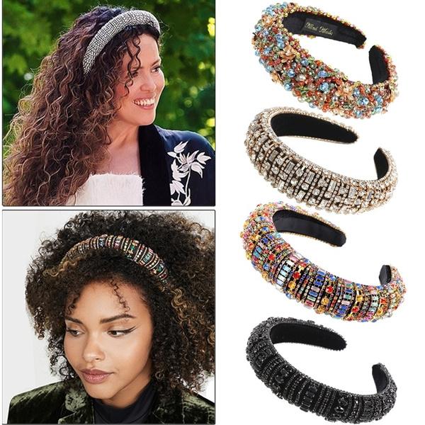 womenheadband, crownhairband, Wool, Jewelry