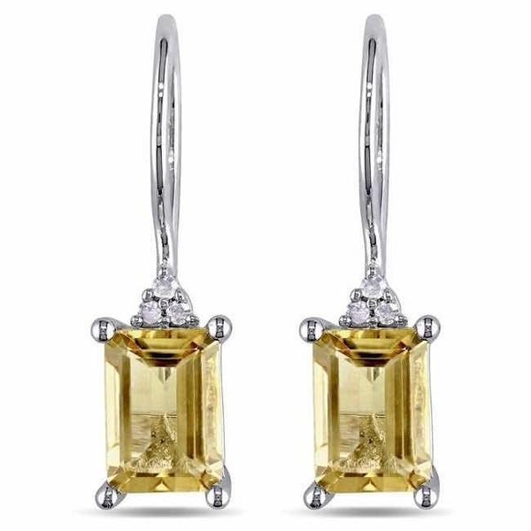 Sterling, Fashion, 925 sterling silver, Gemstone Earrings