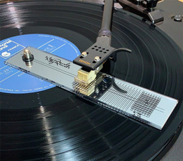 phonographcalibrationruler, adjustmentruler, phonographstylusalignment, trunablephonograph