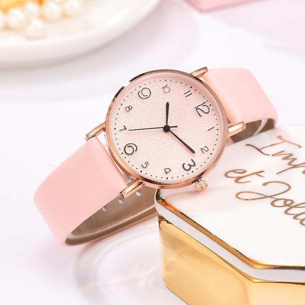 genevawatch, Fashion, Rose, gold