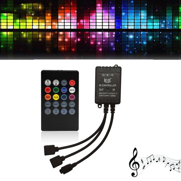 remotecontroller, led, 20keyircontrollerremotesound, remotemusiccontroller