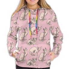warmsweatshirt, Fashion, Sleeve, hairlesscat